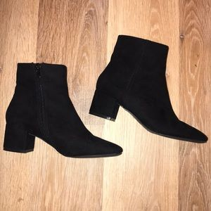 (Worn ONCE) 1in Booties